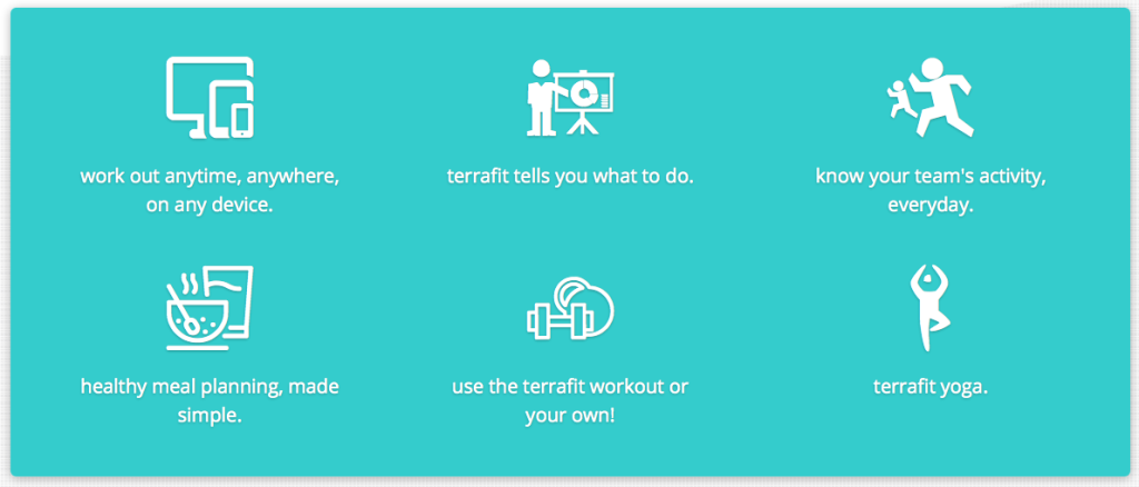 terrafit-advantage-features