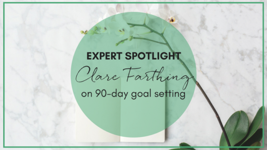 90-day-goal-setting